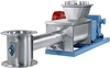 Dissimilar Speed Double Concentric Auger Blending Mechanisms - Model 350 Series